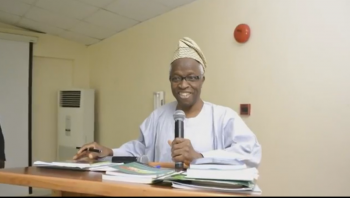 NGF Governance Share Fair An interview with Prof Ladipo Adamolekun1